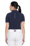Equine Couture Ladies Performance Short Sleeve Polo Sport Shirt_4158