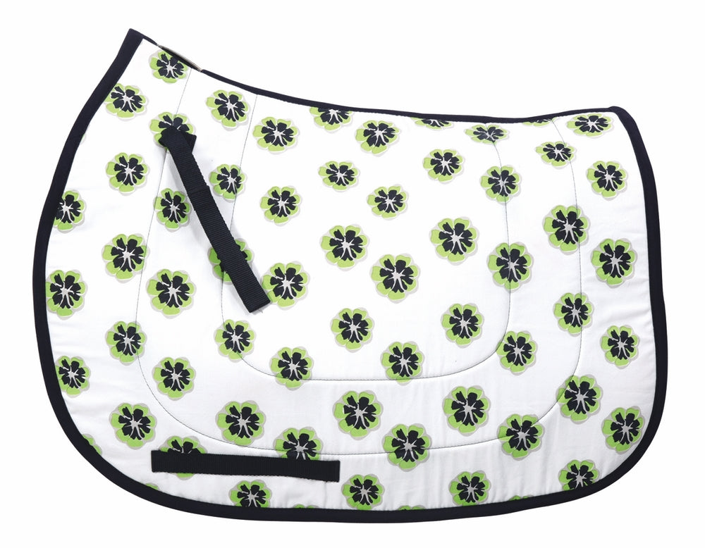 Equine Couture Carla Cool-Rider Bamboo All Purpose Saddle Pad_2430