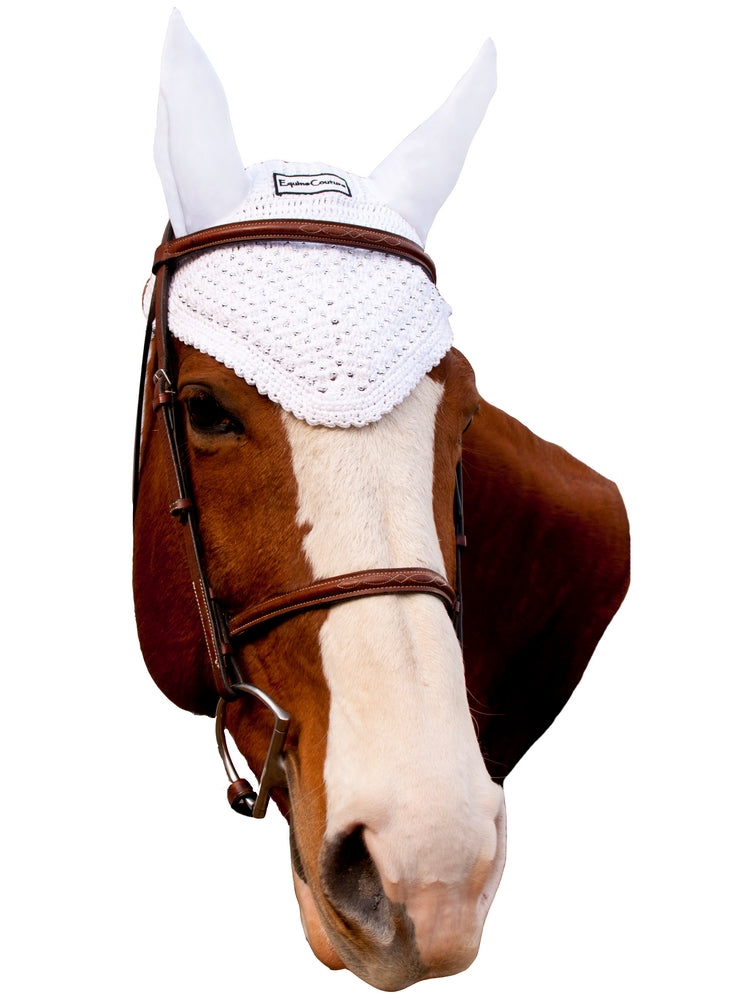 Equine Couture Fly Bonnet_3025