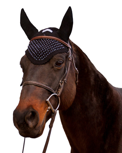 Equine Couture Fly Bonnet_3027