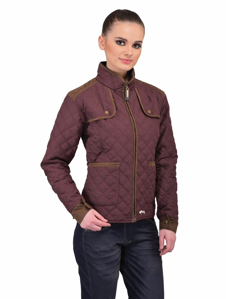 Equine Couture Ladies Cory Jacket_3166