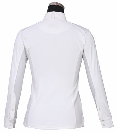 Equine Couture Ladies Cara Long Sleeve Show Shirt_4214