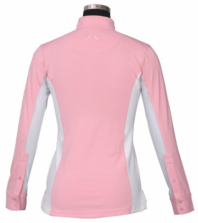 Equine Couture Ladies Cara Long Sleeve Show Shirt_4216