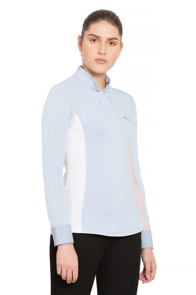 Equine Couture Ladies Cara Long Sleeve Show Shirt_4219