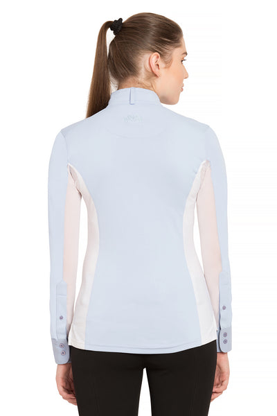 Equine Couture Ladies Cara Long Sleeve Show Shirt_4220