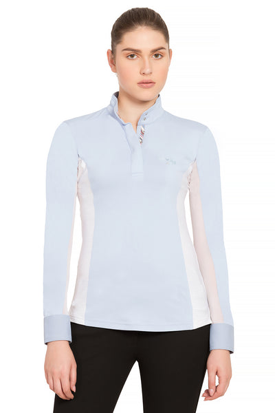 Equine Couture Ladies Cara Long Sleeve Show Shirt_5