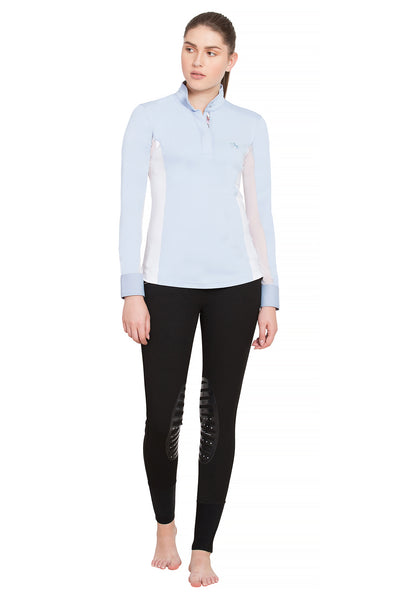 Equine Couture Ladies Cara Long Sleeve Show Shirt_4221