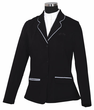 Equine Couture Ladies Danvers Show Coat_3