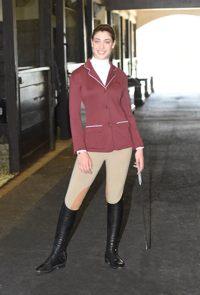 Equine Couture Ladies Danvers Show Coat_9