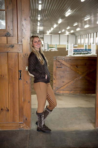 Equine Couture Ladies Denisson Jacket_11