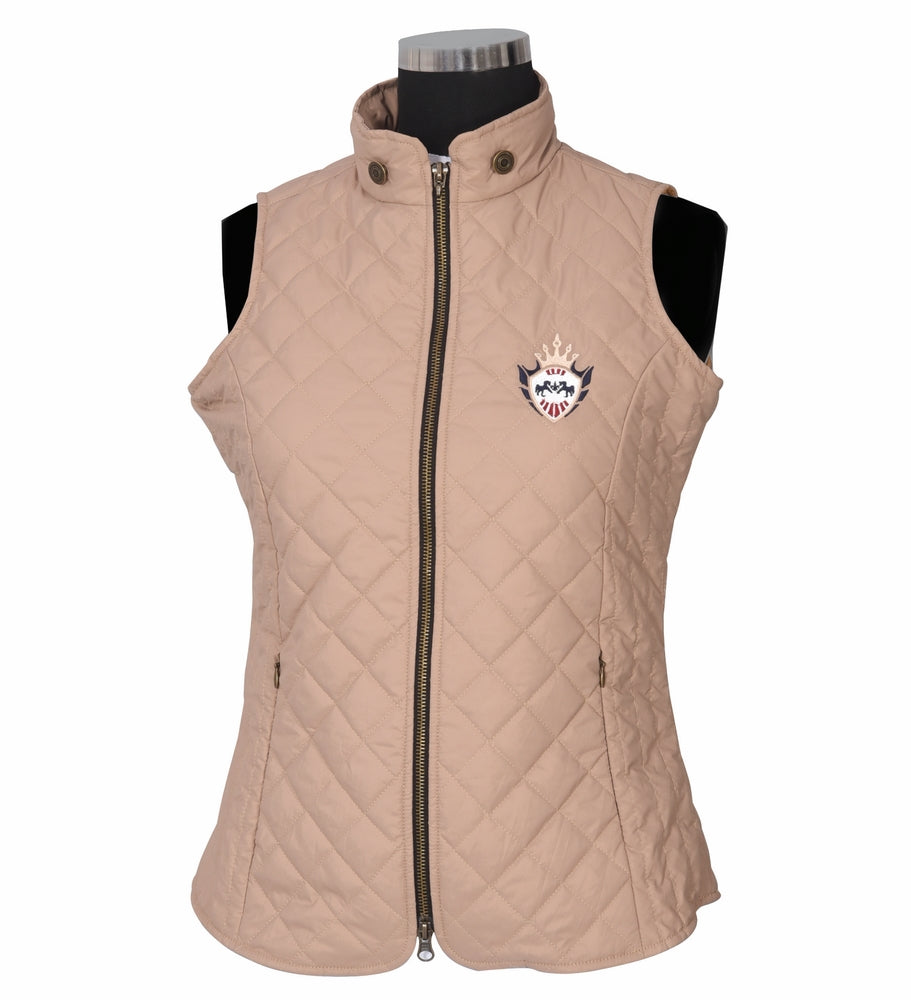 Equine Couture Ladies Denisson Vest_3244