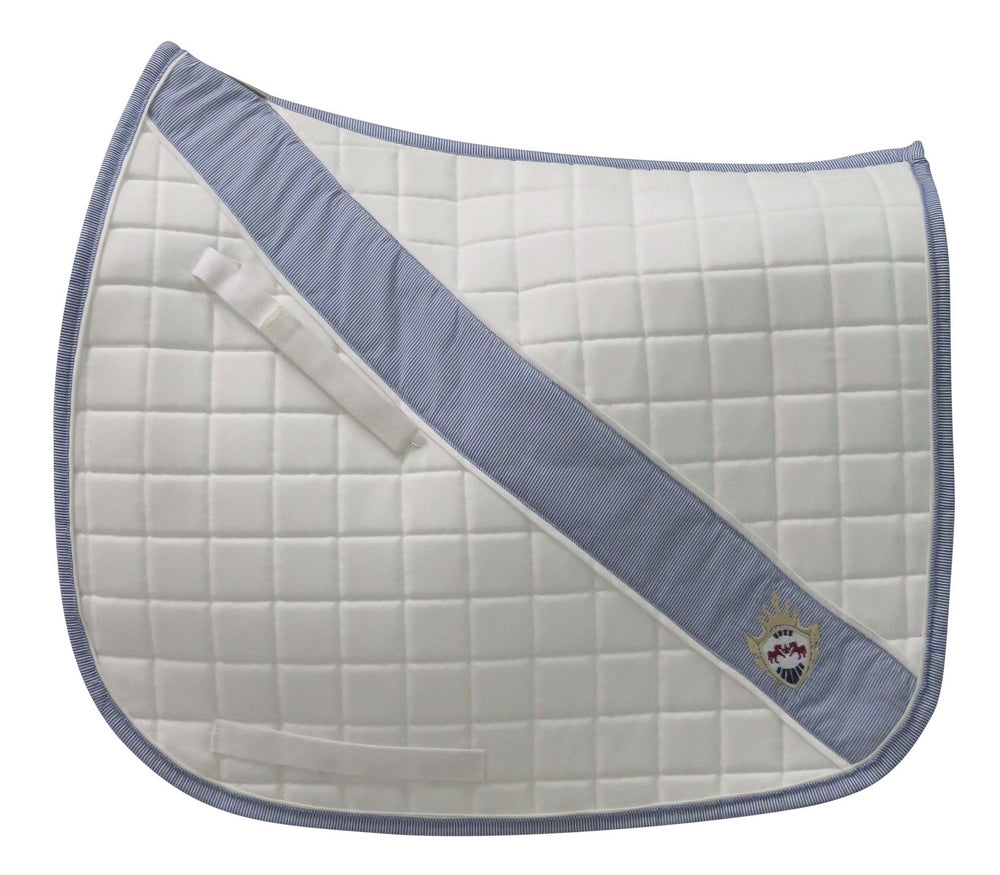 Equine Couture Evelyn Dressage Saddle Pad_1850