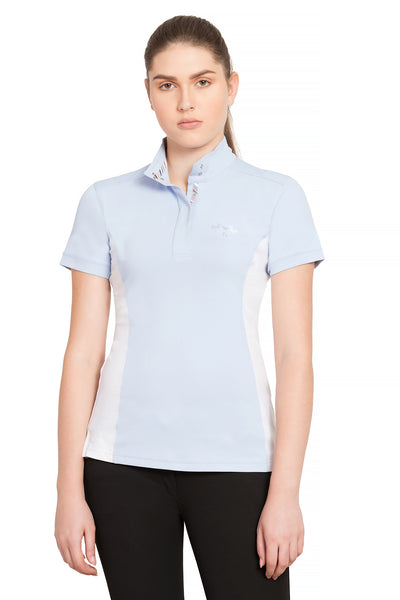Equine Couture Ladies Cara Short Sleeve Show Shirt_4324