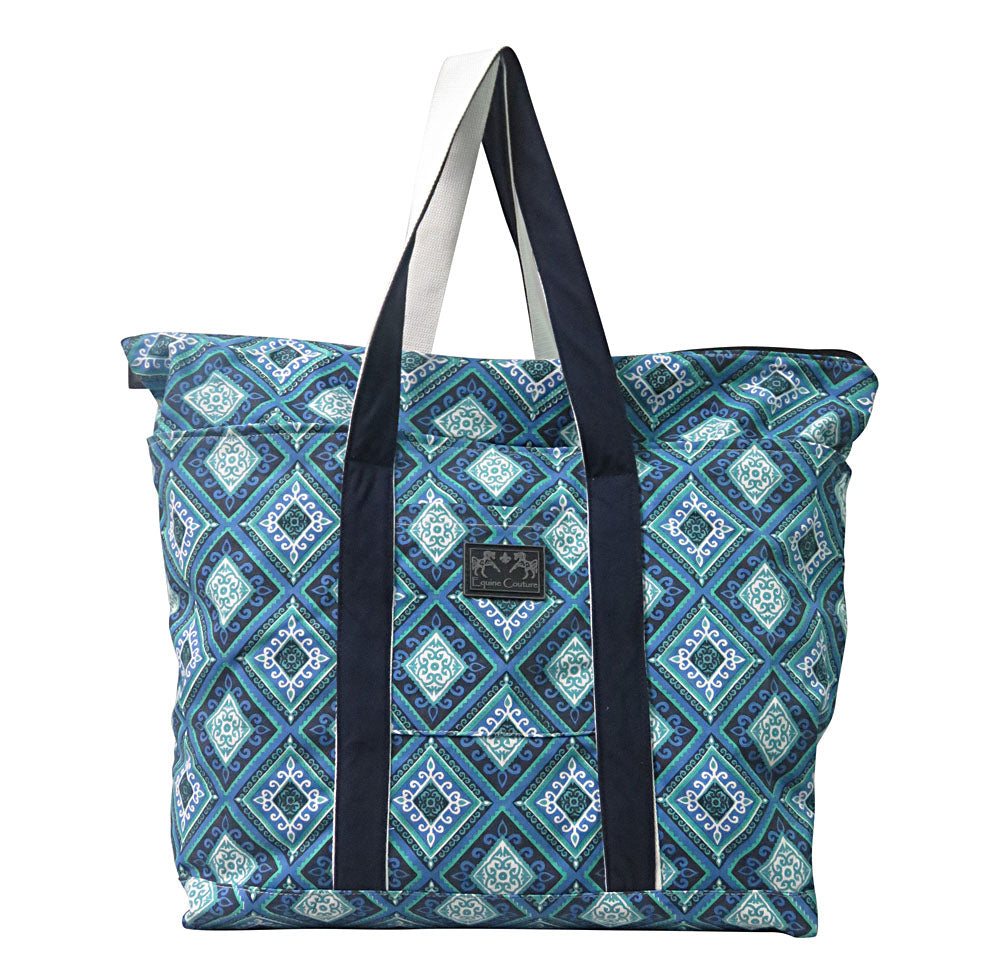 Equine Couture Abby Equestrian Tote Bag