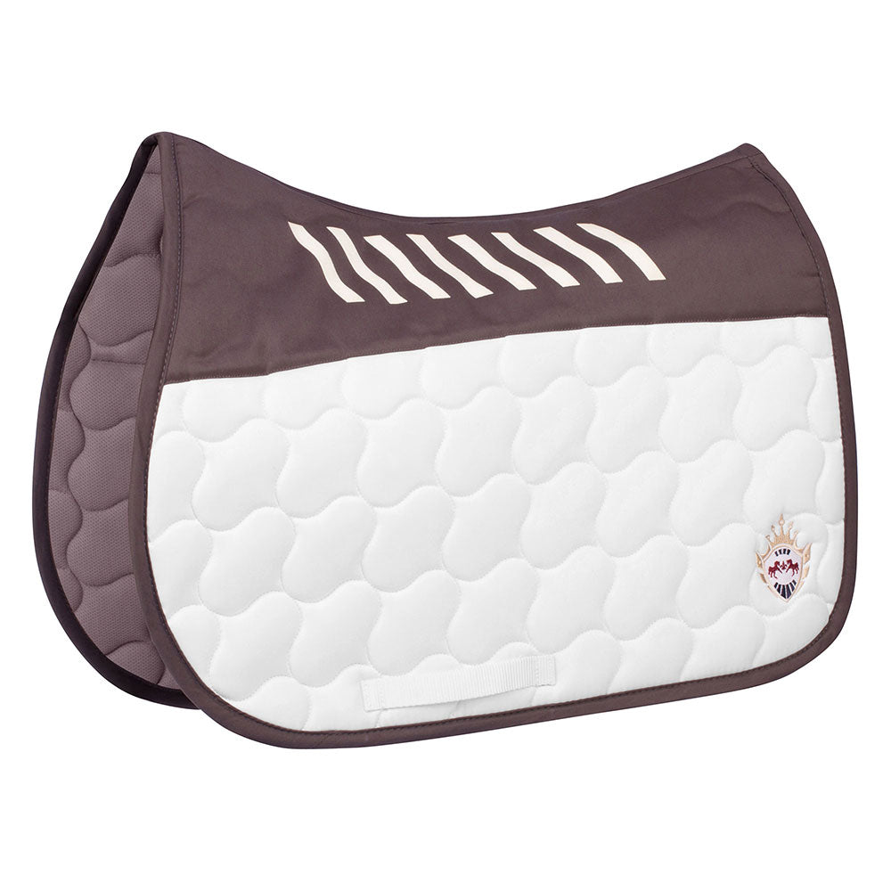 Equine Couture Impulsion Non Slip All Purpose Saddle Pad_2577