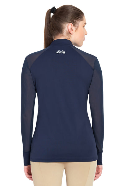 Equine Couture Ladies Erna EquiCool Long Sleeve Sport Shirt_4360