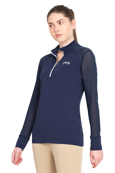 Equine Couture Ladies Erna EquiCool Long Sleeve Sport Shirt_4357