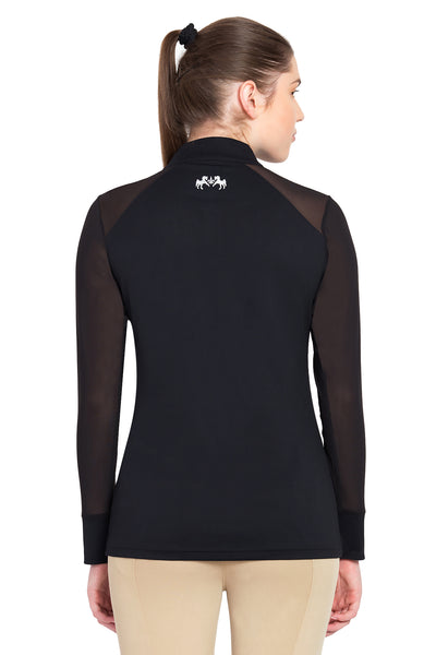 Equine Couture Ladies Erna EquiCool Long Sleeve Sport Shirt_4366