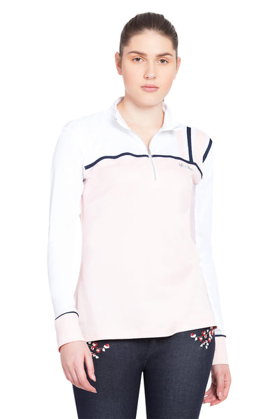 Equine Couture Ladies Nicole EquiCool Long Sleeve Sport Shirt_4381