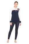 Equine Couture Ladies Nicole EquiCool Long Sleeve Sport Shirt_4374
