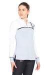 Equine Couture Ladies Nicole EquiCool Long Sleeve Sport Shirt_4376