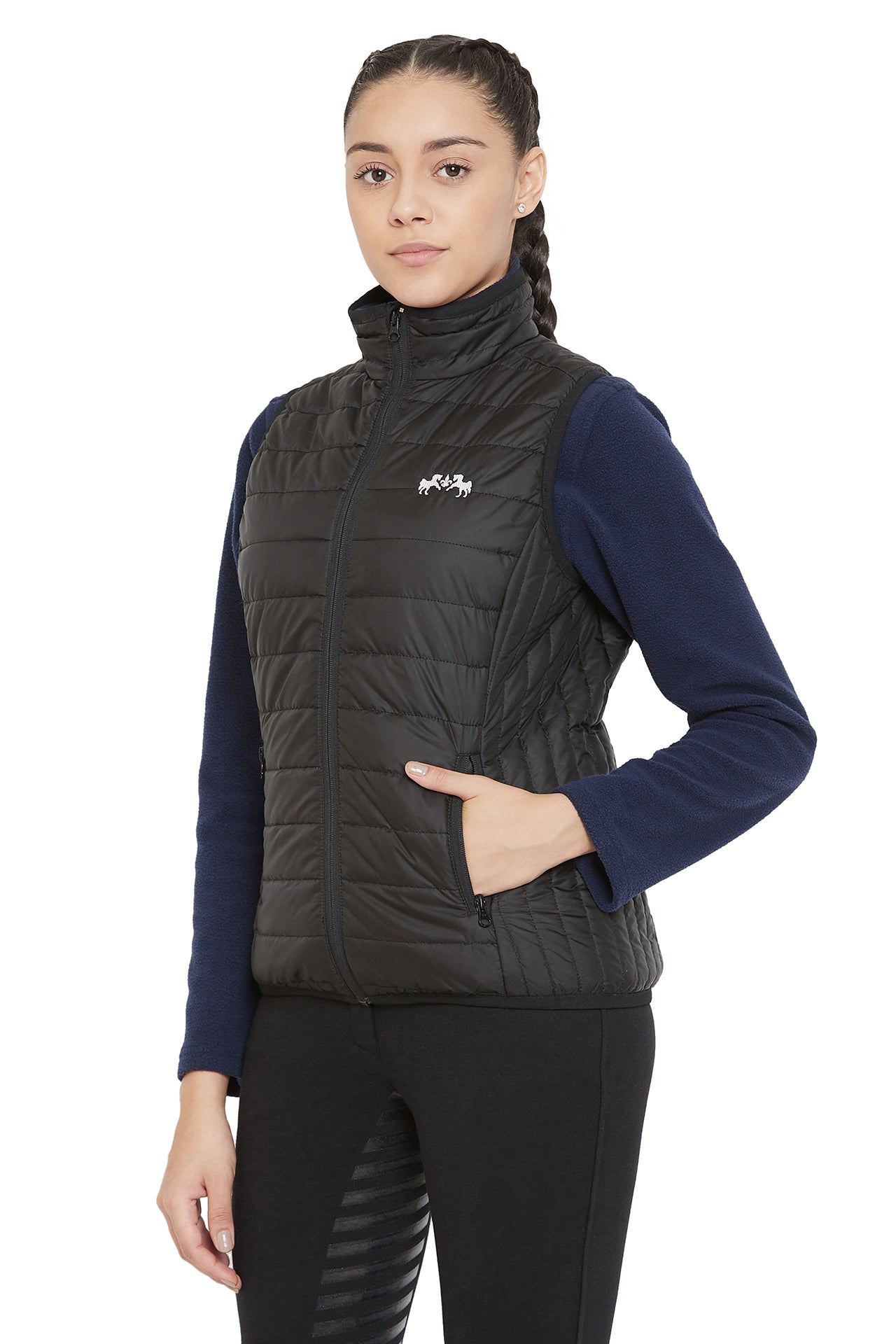 Equine Couture Ladies Zima Vest_1
