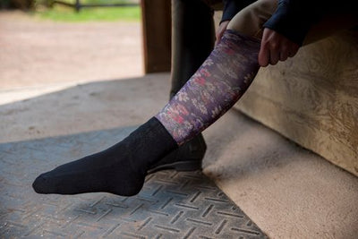Equine Couture OTC Boot Socks_4