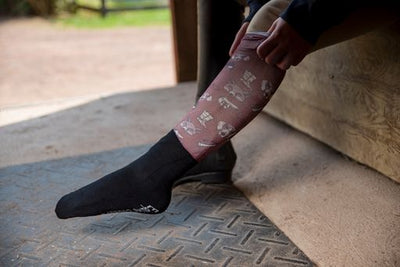 Equine Couture OTC Boot Socks_20