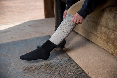 Equine Couture OTC Boot Socks_52