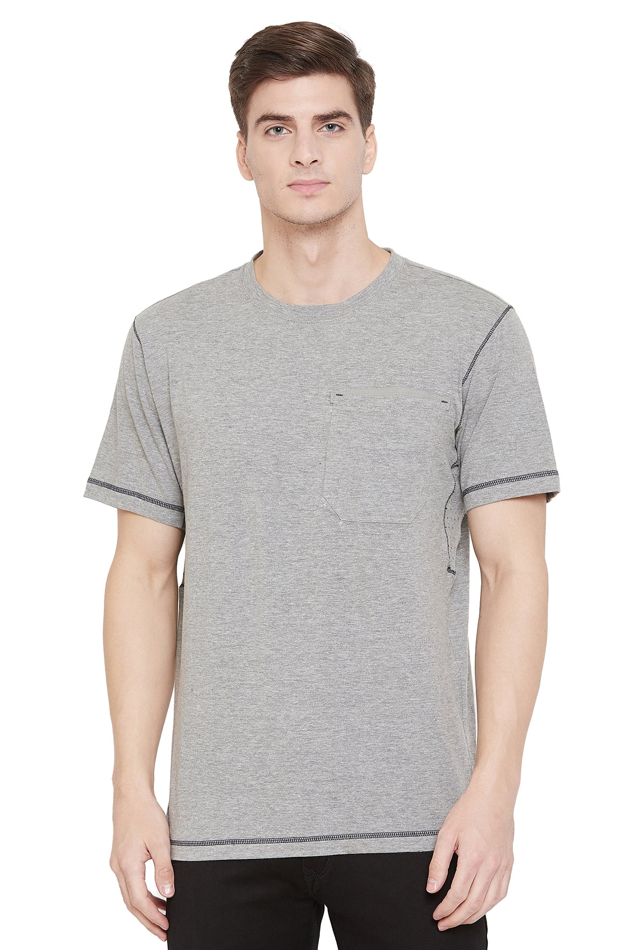 TuffRider Men's Voltage Short Sleeve Tee_1