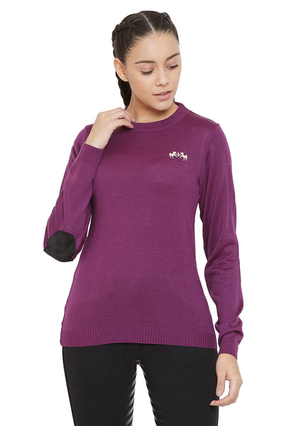 Equine Couture Ladies Icelandic Sweater_13