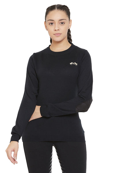 Equine Couture Ladies Icelandic Sweater_7