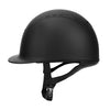 "TuffRider Show Time Helmet|Protective Head Gear for Equestrian Riders - SEI Certified, Tough and Durable - Black""_3485"