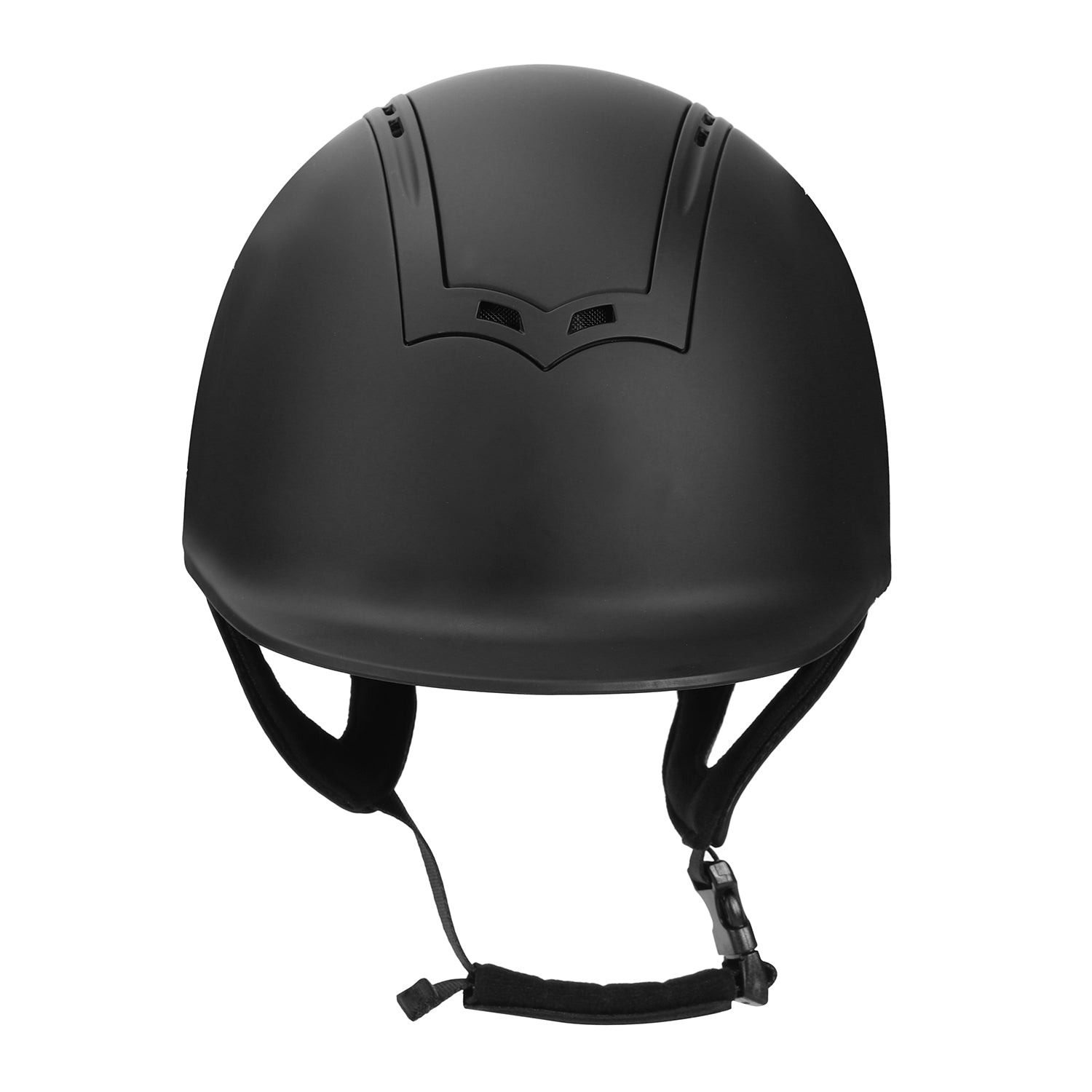 "TuffRider Show Time Helmet|Protective Head Gear for Equestrian Riders - SEI Certified, Tough and Durable - Black""_2"