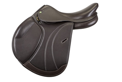 Henri de Rivel Equipe Covered Close Contact Saddle_3435