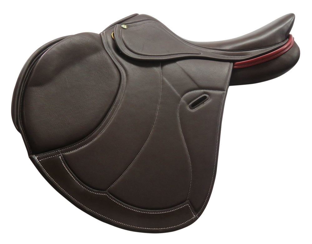 Henri de Rivel Cahill Covered Close Contact Saddle_1