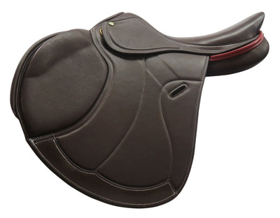 Henri de Rivel Cahill Covered Close Contact Saddle_354