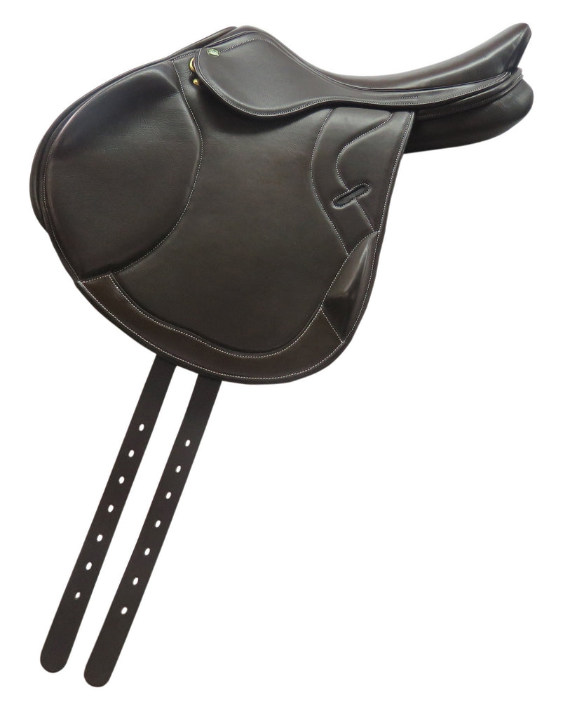 Henri de Rivel Electra 2 Mono Flap Close Contact Saddle_36875