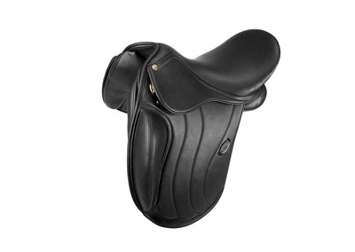 Henri de Rivel Parisian Monoflap Dressage Saddle_2