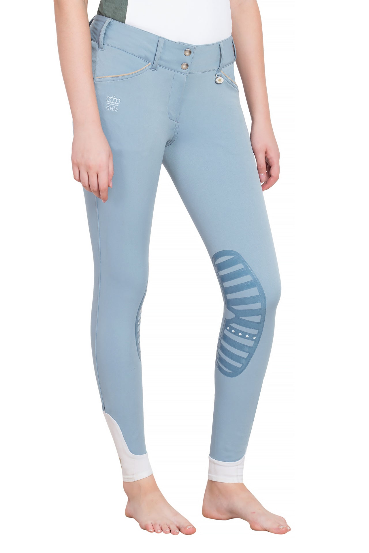 GHM Add Back Knee Patch Breeches