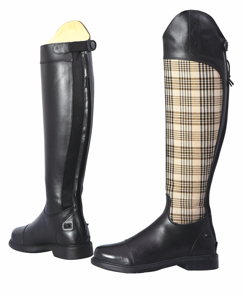 5/A Baker Ladies Schooling Tall Riding Boots_1362