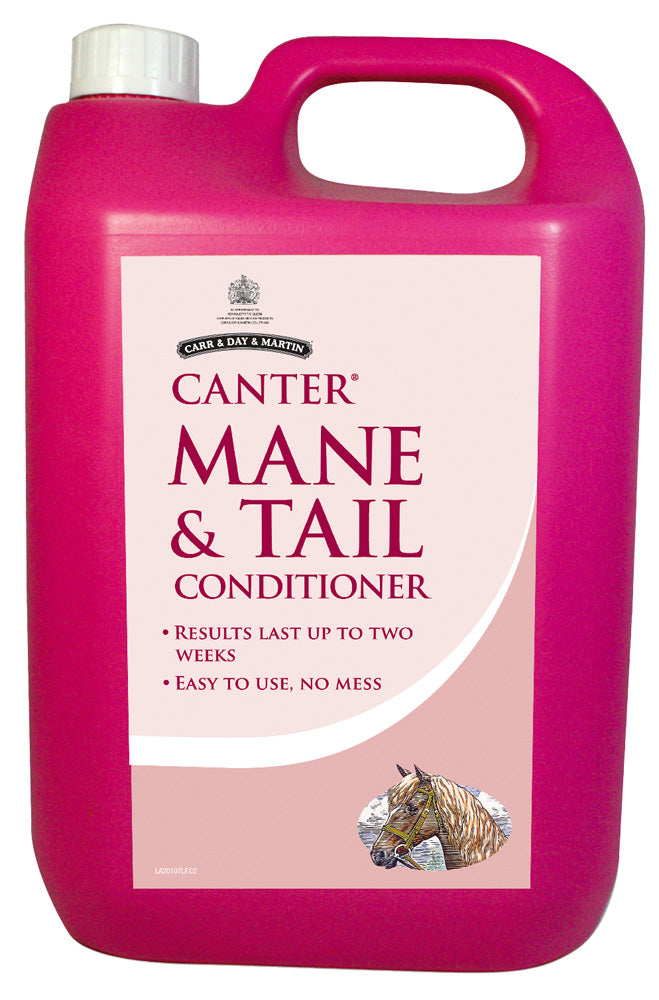 Canter Mane and Tail Conditioner 5 liter refill_1