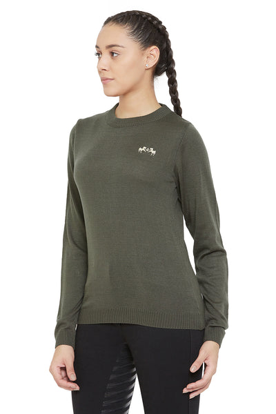 Equine Couture Ladies Icelandic Sweater_2