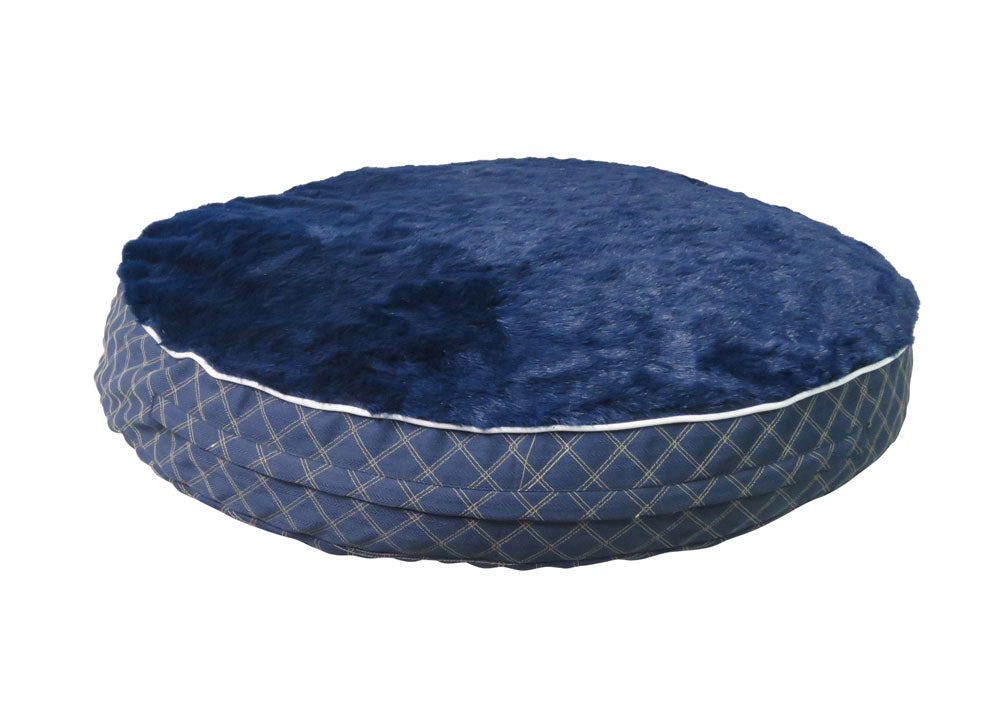 Halo Round Natasha Dog Bed_2691
