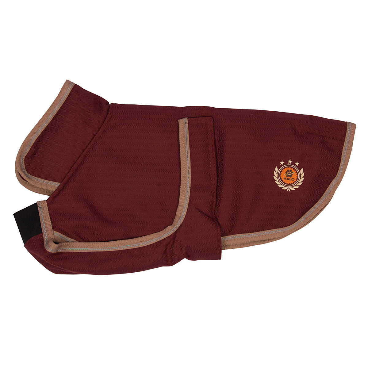 Halo Optima Dog Coat with Collar_2184