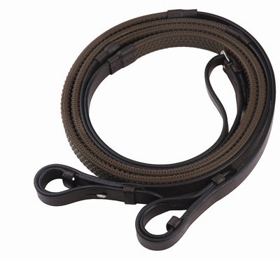 Henri de Rivel Advantage Rubber Reins_5106