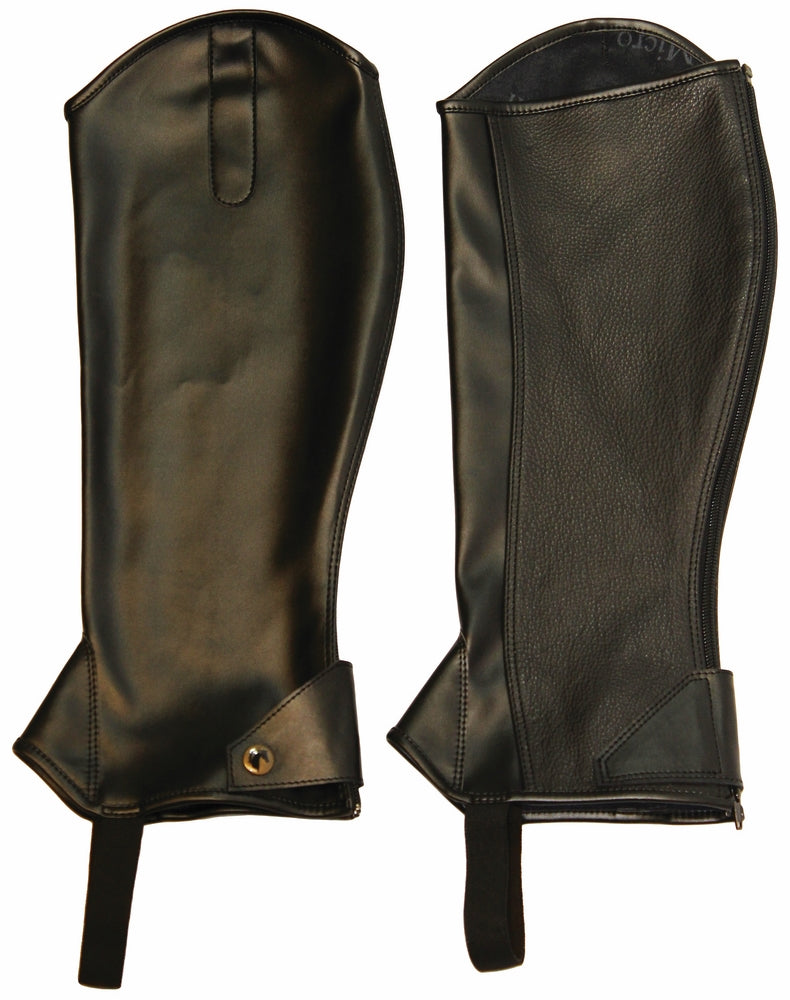 TuffRider Adult Micro Touch Half Chaps_5005