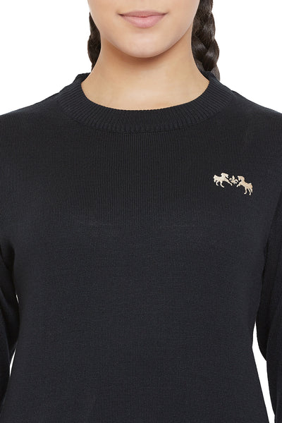 Equine Couture Ladies Icelandic Sweater_12