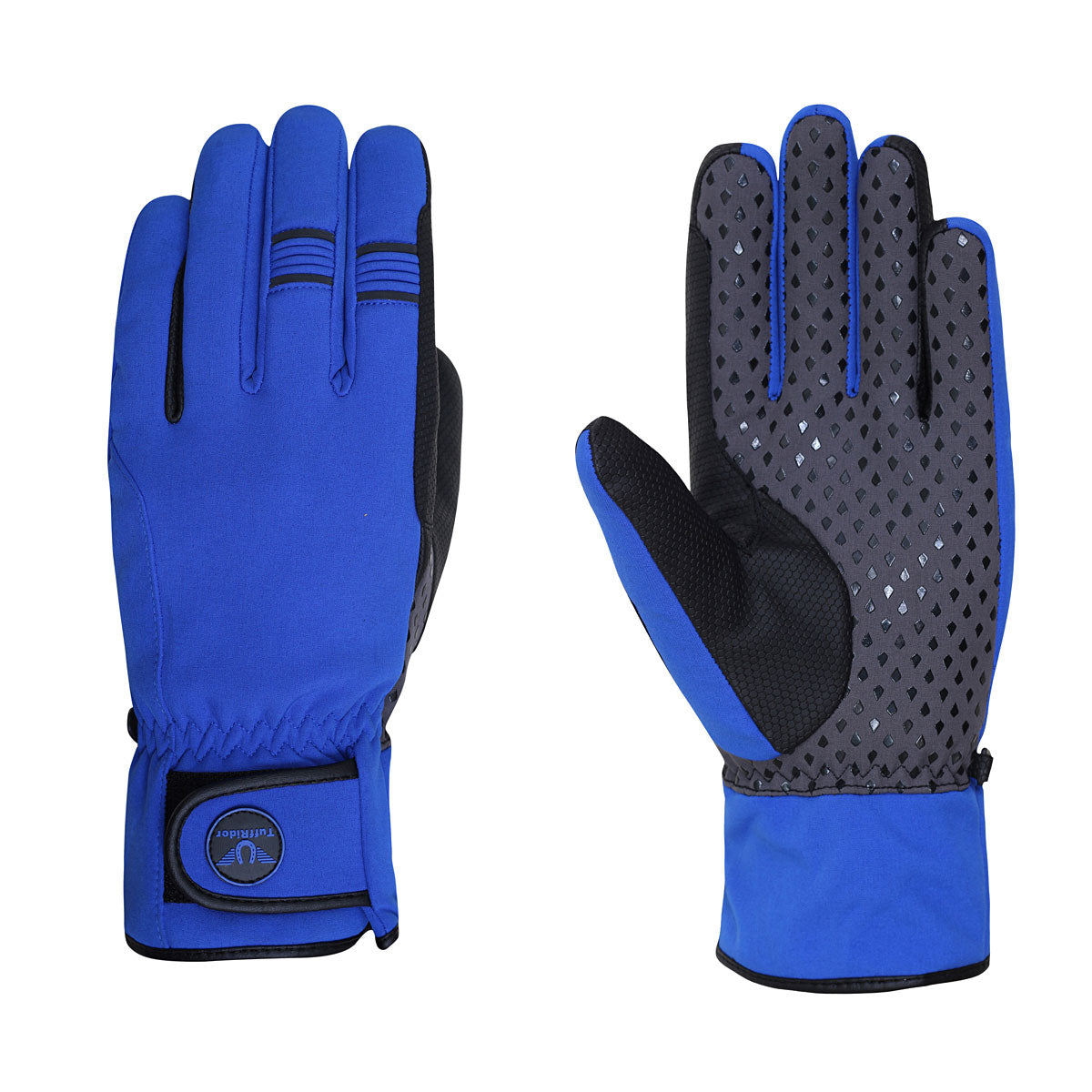 TuffRider Black Diamond Winter Gloves_1