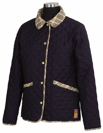 5/A Baker Ladies Country Quilted Jacket_4517